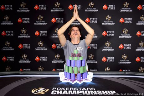 Philipp Gruissem gewinnt das PSC Monte Carlo €25,500 Single-Day High Roller