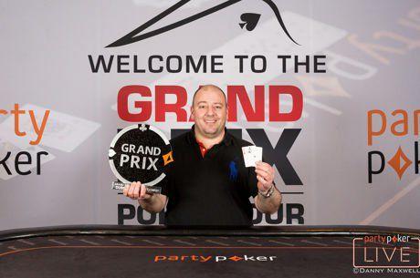 Joseph Macari Triumphs in the Grand Prix Dublin Main Event