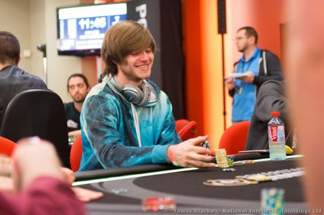 Charlie Carrel Analyses Multi-Street Bluff From €100K Super High Roller
