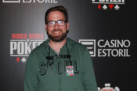 Ricardo Mateus Lidera dia 1A do Main Event do WSOPC Portugal