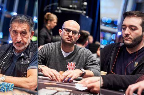 HR PSC Monte-Carlo : Jimmy Guerrero, Sylvain Loosli et Ekrem Saniogliu en piste pour le Million