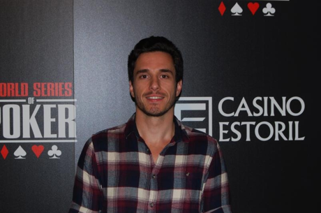 Bruno Pinto é o Vencedor do BigStack WSOPC Estoril (€19,990)