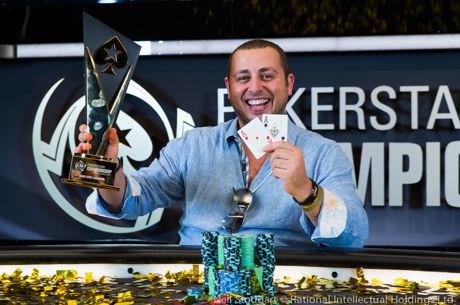 Raffaele Sorrentino Conquista Main Event do PokerStars Championship em Monte Carlo (€466,714)