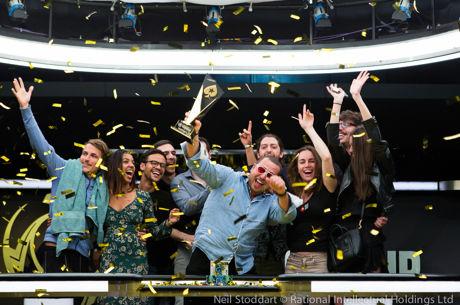 Raffaele Sorrentino wint de 2017 PokerStars Championship Monte Carlo
