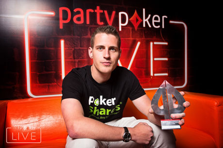 Mike McDonald Victorious in partypoker MILLION North America High Roller
