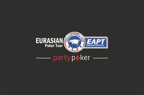Partypoker i EURASIA Poker Tour u Budvi 16 - 25 Juna