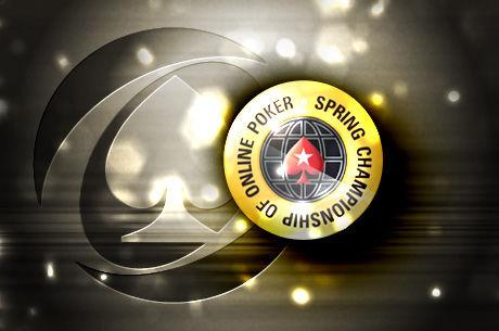 Σήμερα ξεκινά το Spring Championship of Online Poker 2017 με πέντε events