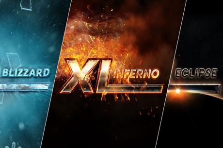 Começa Hoje no 888poker o XL Inferno Championships com US$7,5 milhões Garantidos