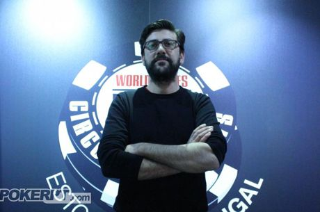 José Fernandes Lidera Últimos 14 no Second Chance do WSOPC Estoril
