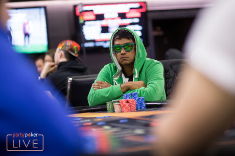 Upeshka De Silva Bags Big After partypoker MILLION North America ME Day 2