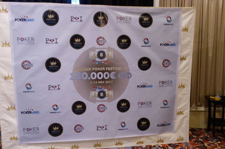 Σήμερα το Super Satellite του Balkan Poker Festival 2 Main Event με 10...