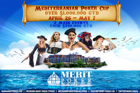 Mediterranean Poker Cup Payouts Exceed $2.5 Million