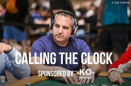 Calling the Clock with Matt Glantz Sponsored by KO Watches