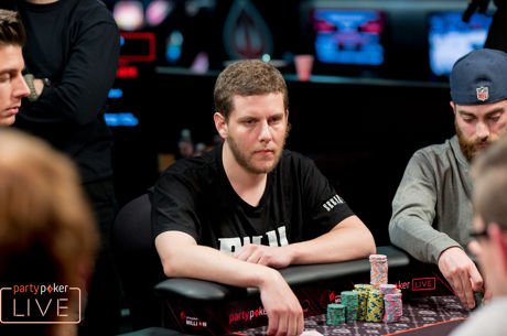 Engel Leads the partypoker MILLION North America Main Event Final Table