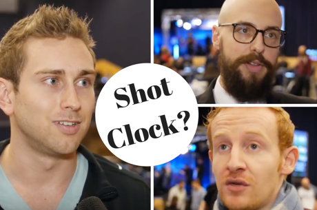 Shot clock? Opinions from 2015