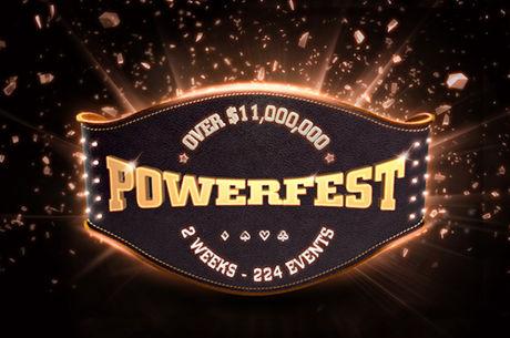 Nuno Mafra Vence Evento #59 Powerfest Partypoker & Naza114 2º no Evento #52
