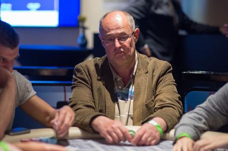 WPT Amsterdam | Rob Hollink wil weer meer gaan pokeren