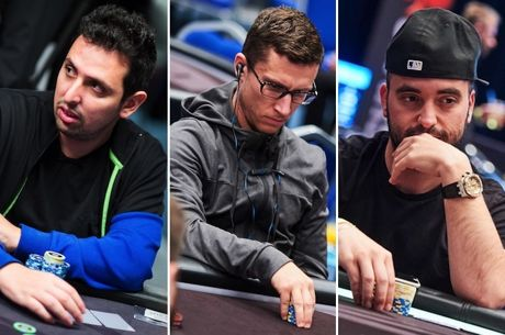 Global Poker Index: Aido, Dvoress Move Up, Kenney Still Leads POY