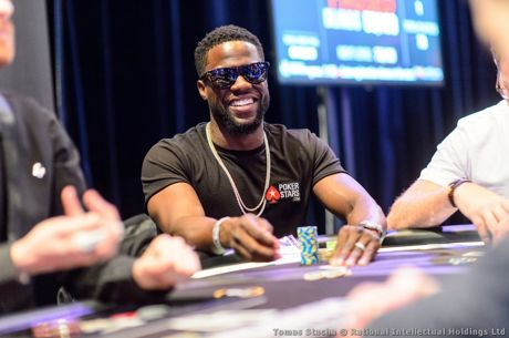 Kevin Hart jouera le Super High Roller Bowl, le Jour 1 diffusé en streaming