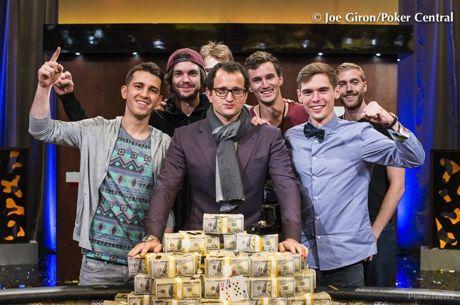 Rainer Kempe triomphe devant Fedor Holz, Seidel et Hellmuth au top
