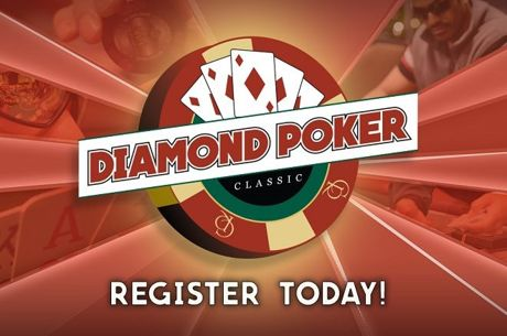 Play For a Piece of Half a Million in Casino Regina's Diamond Poker Classic