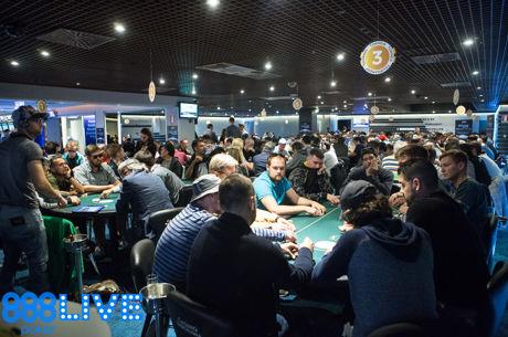 El Opening Event del 888live Barcelona se fue hasta las 720 entradas