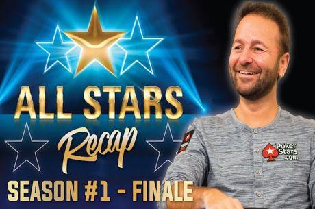 Daniel Negreanu Analisa 20 Melhores Mãos da Season 1 do All-Stars