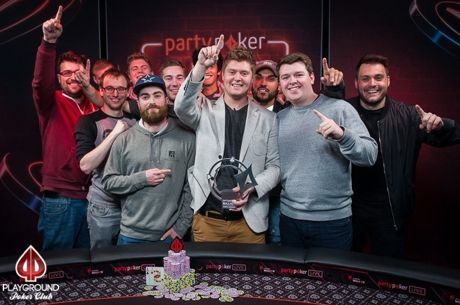 Playground Poker Club Celebrates Tourney Success