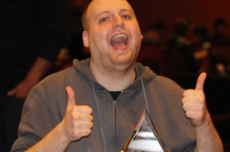 McKeehen Still on Fire, Wins Parx Big Stax 1100