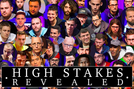 High Stakes Revealed: de 56 Super High Roller Bowl-spelers vergeleken