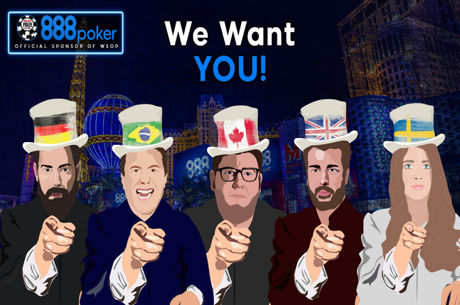 888poker Launches the 8-Team for the 2017 WSOP