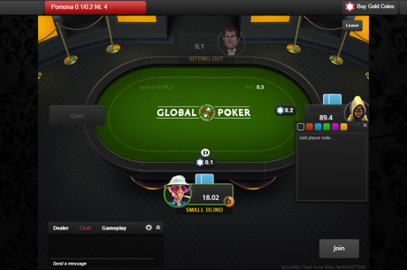 Why Global Poker Could Be Your Go-To Place for Free Poker Online