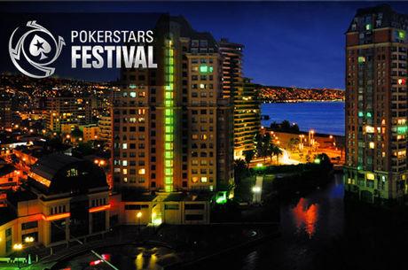 PokerStars Festival Chile Arranca Hoje em Viña Del Mar