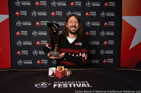Leo Fernandez Wins the PokerStars Festival Chile $3,300 High Roller
