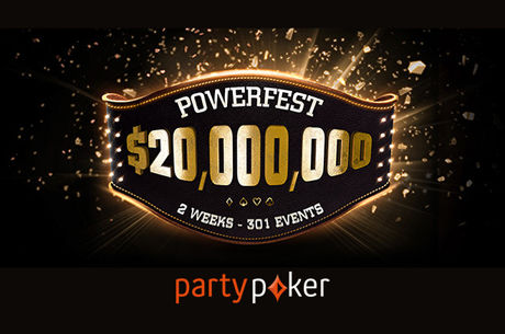 Canada Wins 20 Events in Biggest-Ever Powerfest on partypoker
