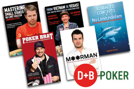 D&B Poker Has Your Summer Reading Covered