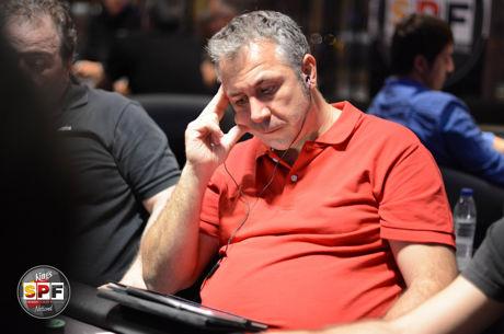 Mario Greciano triunfa en el Día 1b, pero se queda lejos del líder