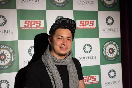Rafael Ugarte Lidera Dia 2 da Etapa #4 Solverde Poker Season