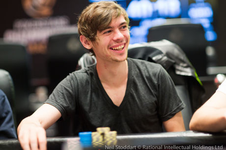 Tsoukernik & Holz als Bigstacks beim $300k Super High Roller Bowl