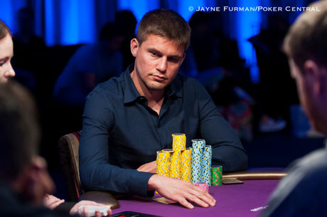 Super High Roller Bowl Day 1: Kaverman Leads, Kevin Hart Busts Hellmuth