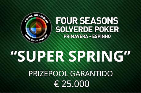 Arranca Hoje o Super Spring no Casino de Espinho