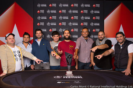 PokerStars Festival Hits Chile