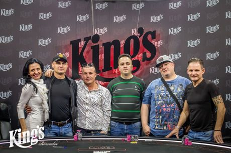 Check Out Who the Big Winners Were at King's Casino in May
