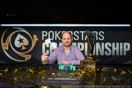 Pavel Shirshikov Vence o Main Event do PokerStars Championship Sochi