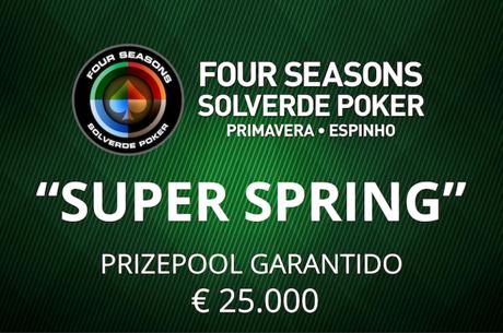 Bruno Santos Lidera Dia 1C do Super Spring €25.000 GTD