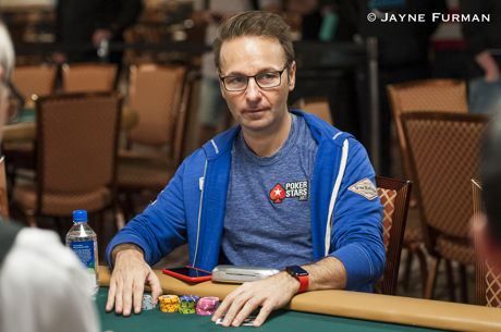 WSOP Day 2: Negreanu is Within Reach of 7th Bracelet