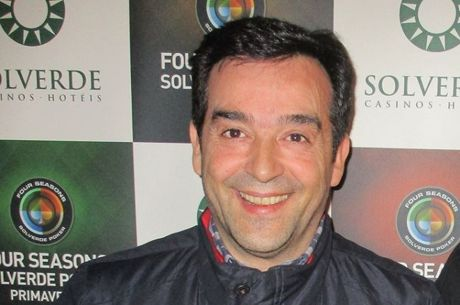 Paulo Machado Lidera 50 Sobreviventes do Super Spring €25.000 GTD