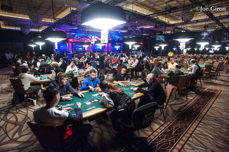 WSOP: Evento #3 com Mesa Final Formada; Christopher Logue Lidera Evento #4