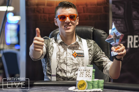 Anatoly Filatov Wins the 2017 partypoker LIVE Million Germany €2,200 High Roller