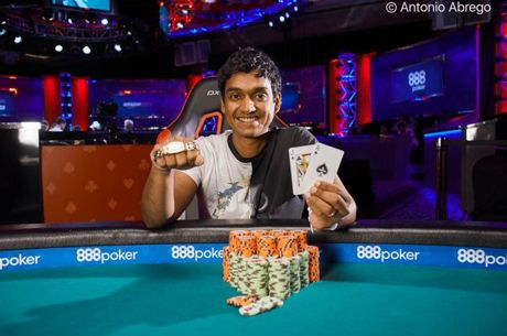 2017 World Series of Poker: Upeshka De Silva siegt bei Event 3